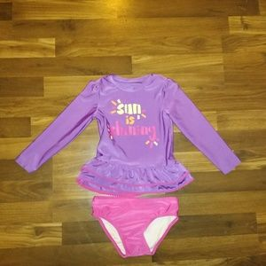 Kids swimming outfit